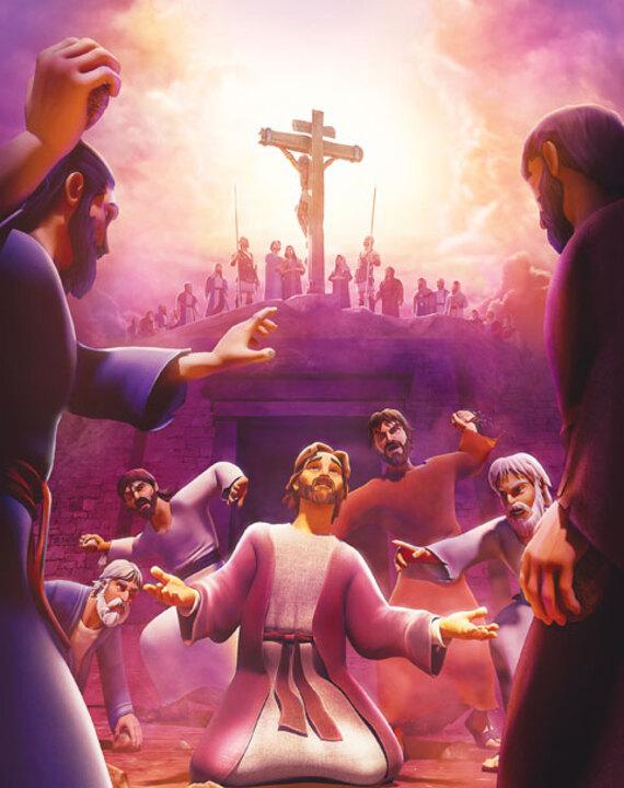 Jesús: amor y perdón