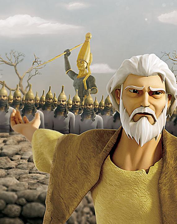 Cristi renunță la dependența sa de un joc 3D online după ce Ilie le arată tuturor faptul că există un singur Dumnezeu adevărat, atotputernic.