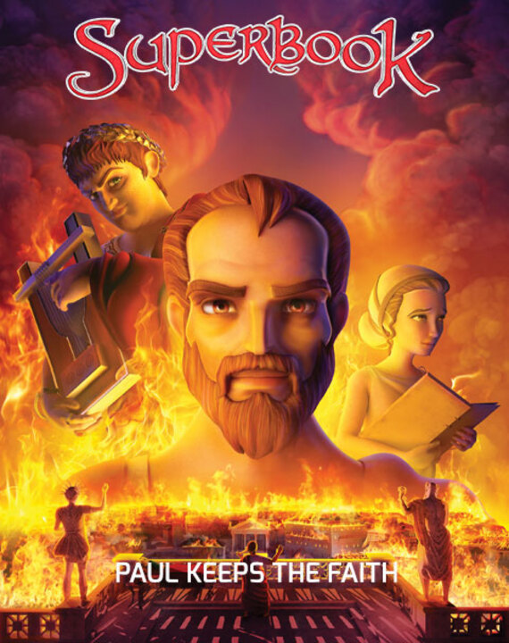 Superbook takes Joy, Chris and Gizmo to Rome during Nero's cruel reign. They meet Julia, who serves in the prison where Paul is locked up for spreading the Good News of Jesus. The children discover that they should never lose hope in God's promises!