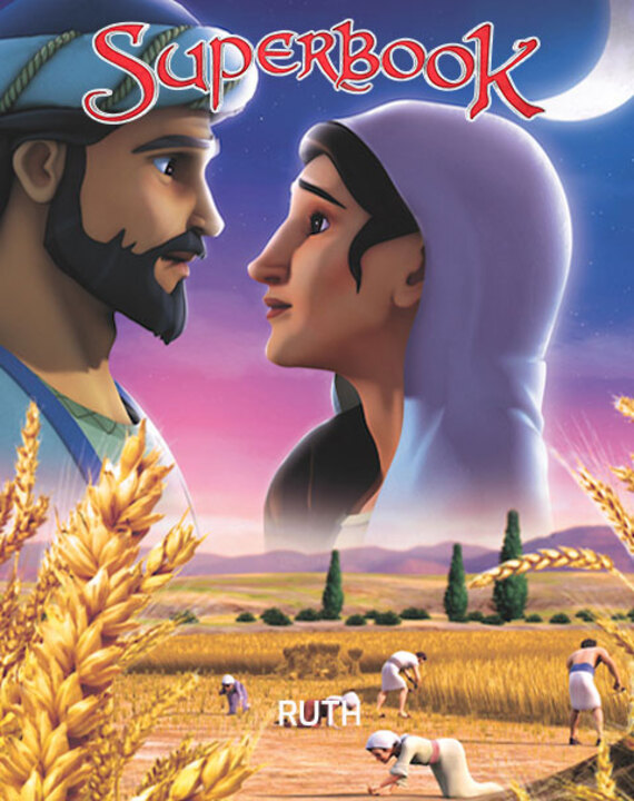 Chris doesn't want to do yardwork for his Aunt Isabel. Superbook take him to meet Ruth and witness how her kindness and loyalty is rewarded through the actions of Boaz.
