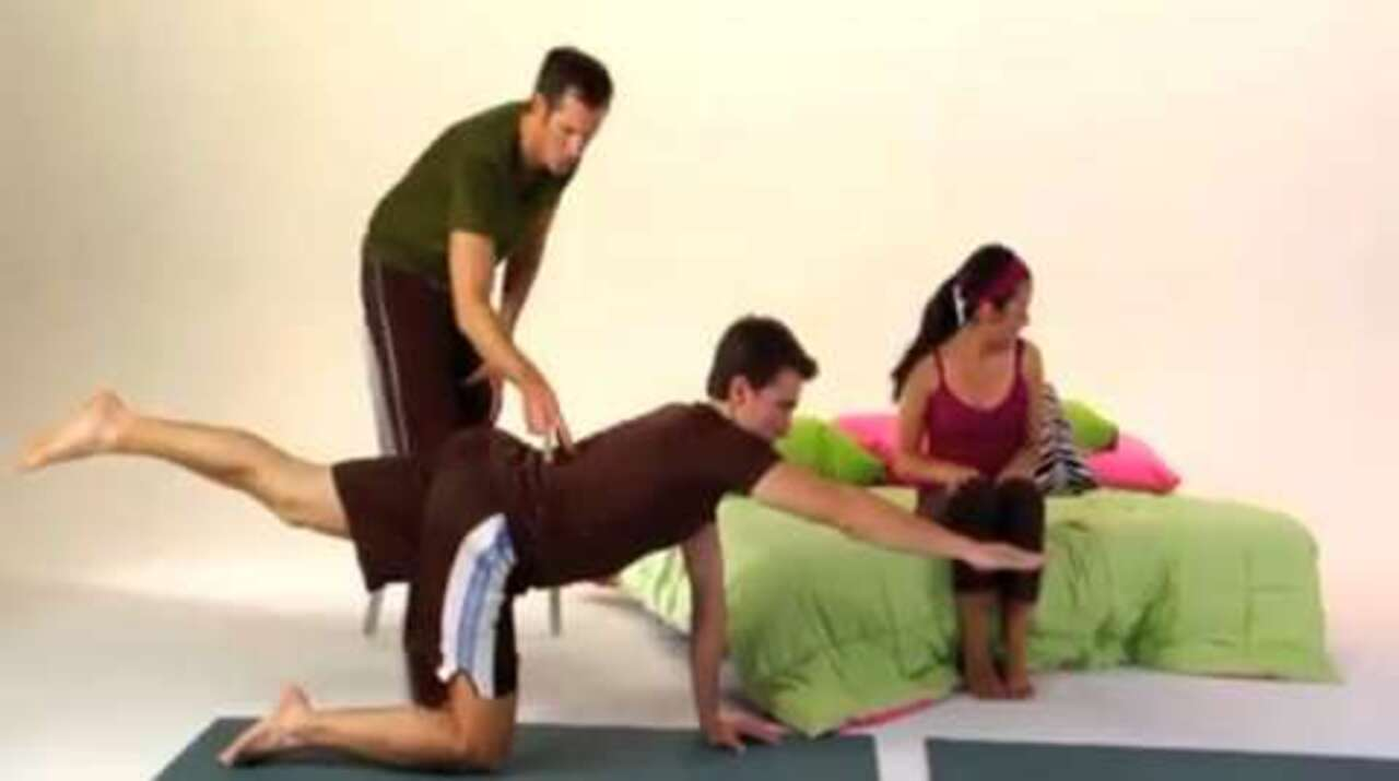 How Can I Strengthen My Lower Back In My Dorm Room?