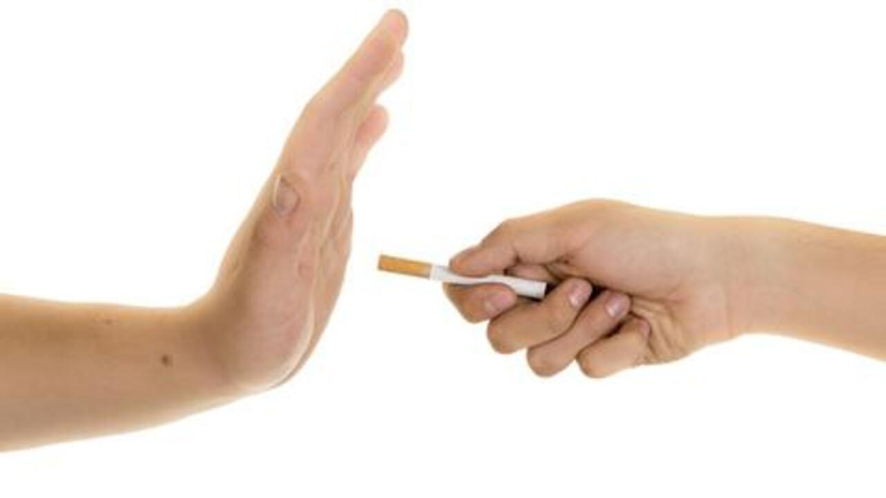 Cut Back Before You Stop Smoking for Good