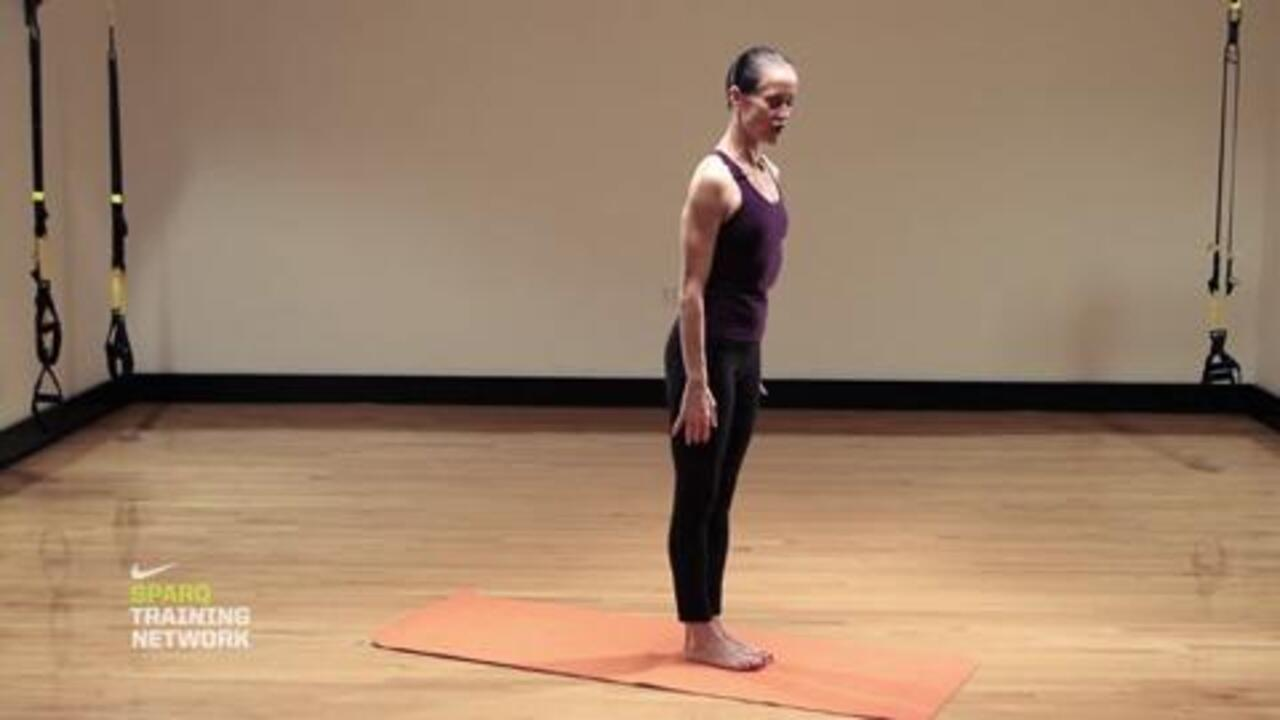 Beth Oliver - Yoga Practice Moves - Week 04