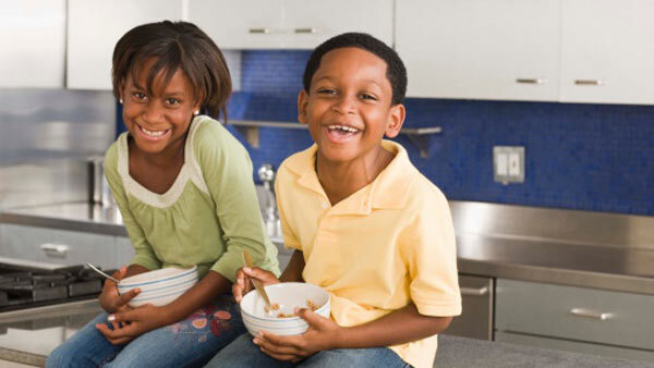 Siblings May Be the Key to Fighting Childhood Obesity