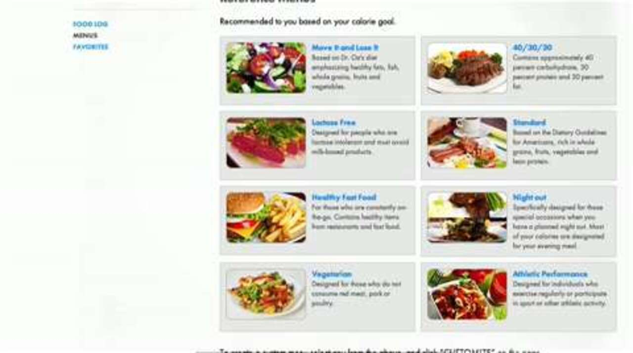 Want to Lose Weight? Keep Track of What You Eat