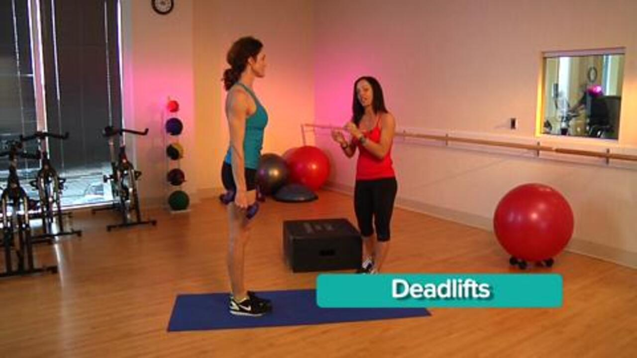 Exercises for Shapely Legs and Butt