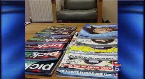 Why Do Doctor's offices Have Old Magazines in the Waiting Room?