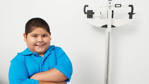 Does Childhood Obesity Affect Health in Adulthood?