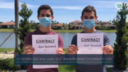 A Promise to Humanity: Brothers Who Survived Parkland Shooting Discuss Their New Initiative