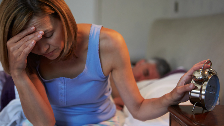What Causes Insomnia During Menopause?