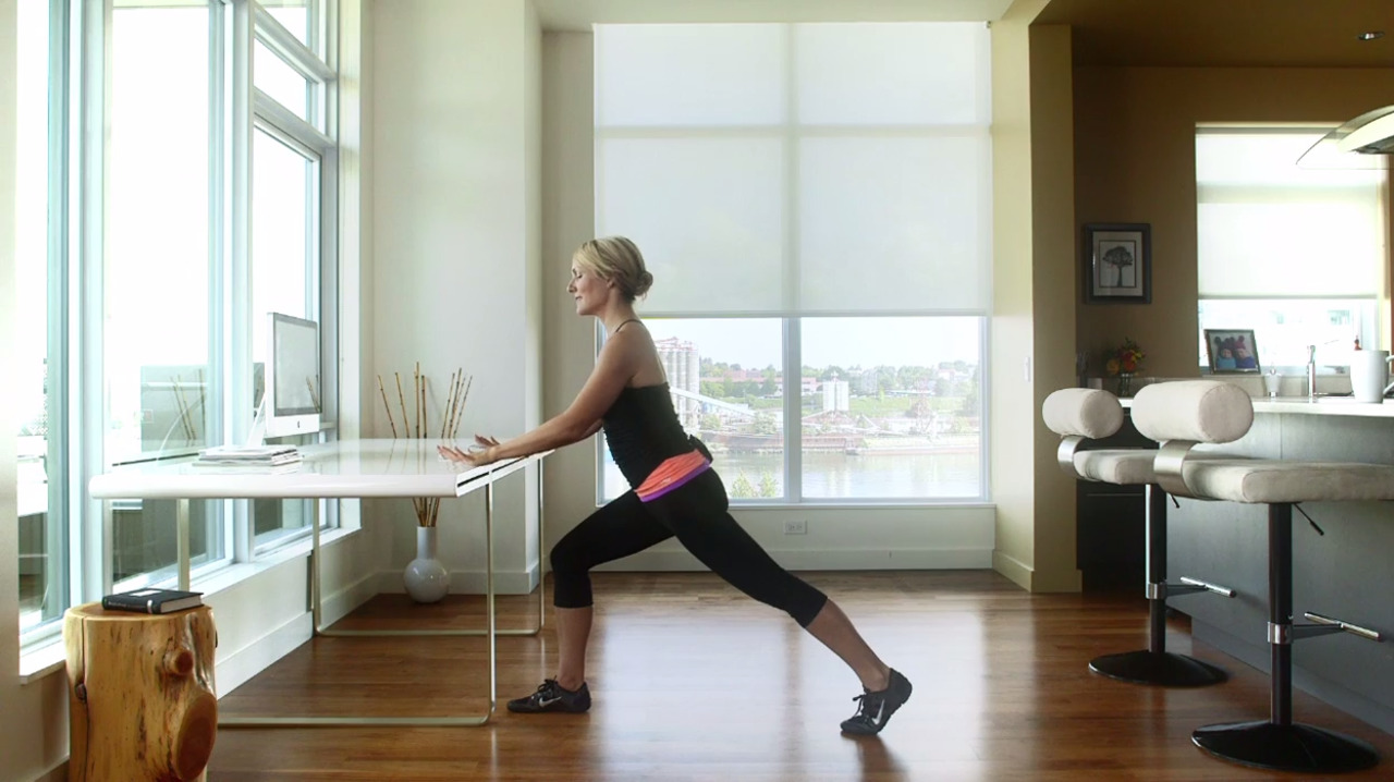 5 Minute Strengthen and Lengthen Workout