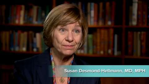 Dr. Susan Desmond-Hellmann - What Is Personalized Medicine?