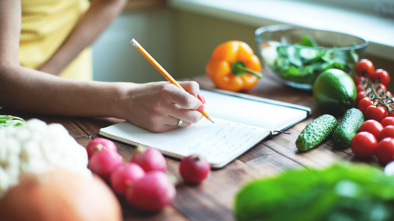 Double Your Weight Loss With a Food Journal