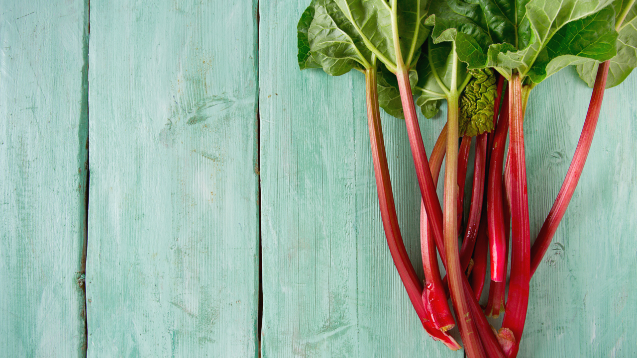 How to Make Rhubarb Even Better for You