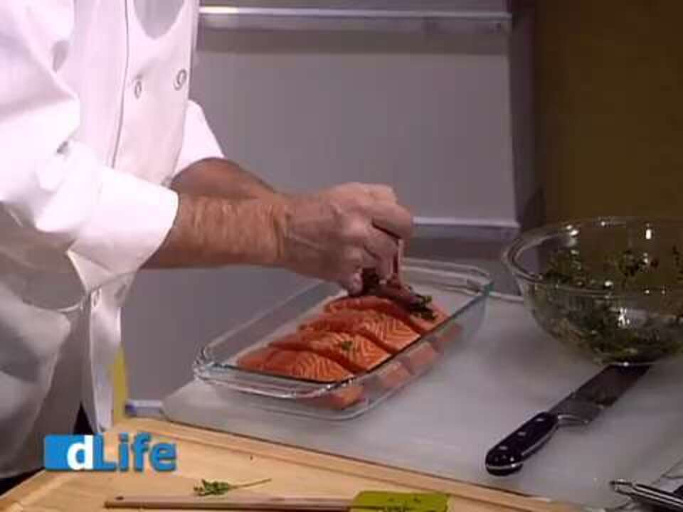 What Is a Salmon Recipe for People With Diabetes?