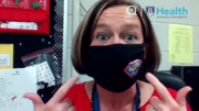 "Georgia Teacher Finds a Way to Make Face Masks More Functional: ""It's Amazing!"""