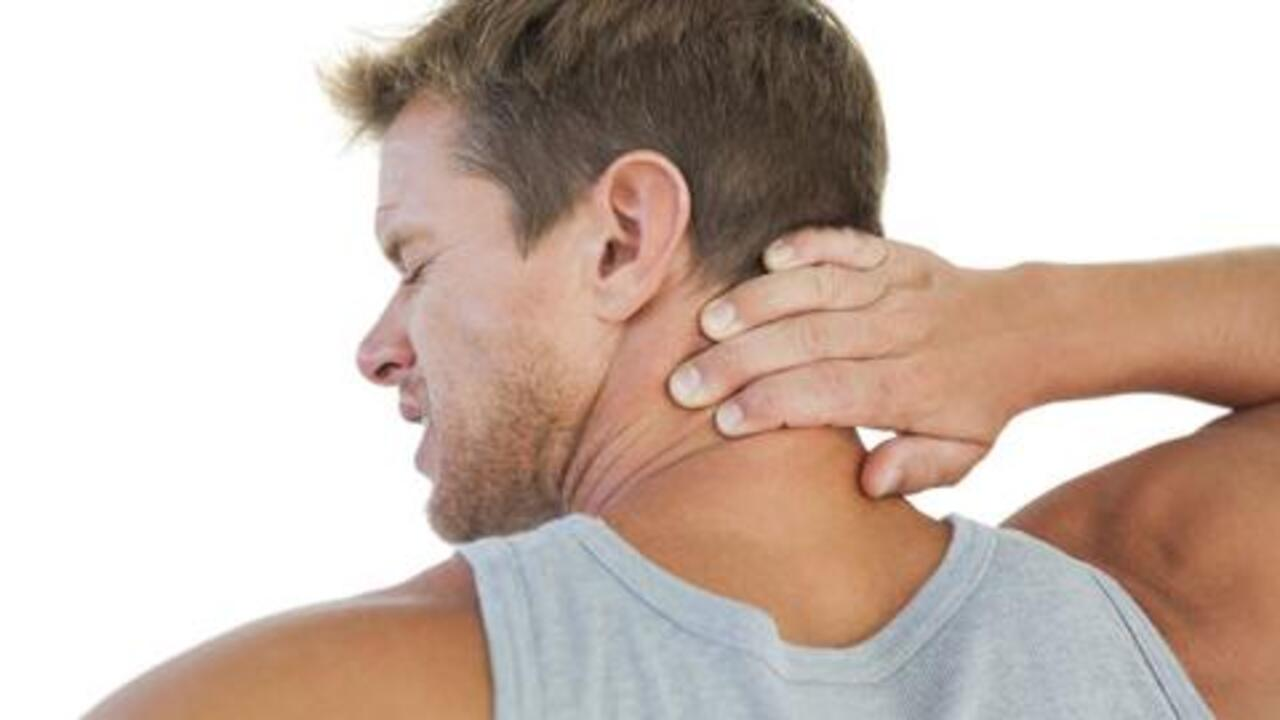 Undo Neck Pain With Strength Training