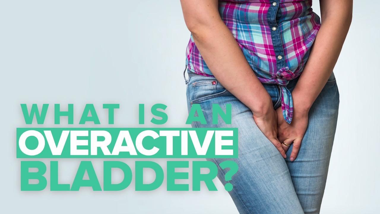 Fast Facts About Overactive Bladder