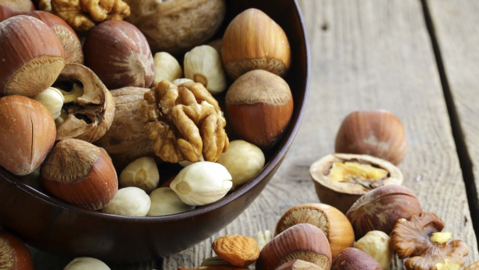 Nibble Nuts to Live Longer