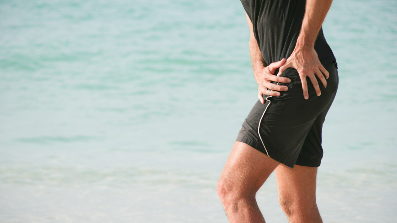 How to Relieve Hip Pain