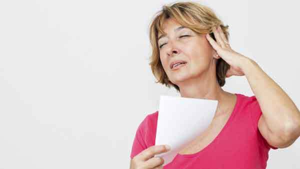 Hot Flashes From Menopause? Losing Weight May Help