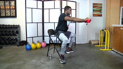 Total Body Workout With Donovan Green