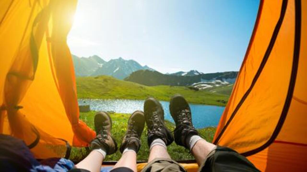 Want to Sleep Better? Go Camping