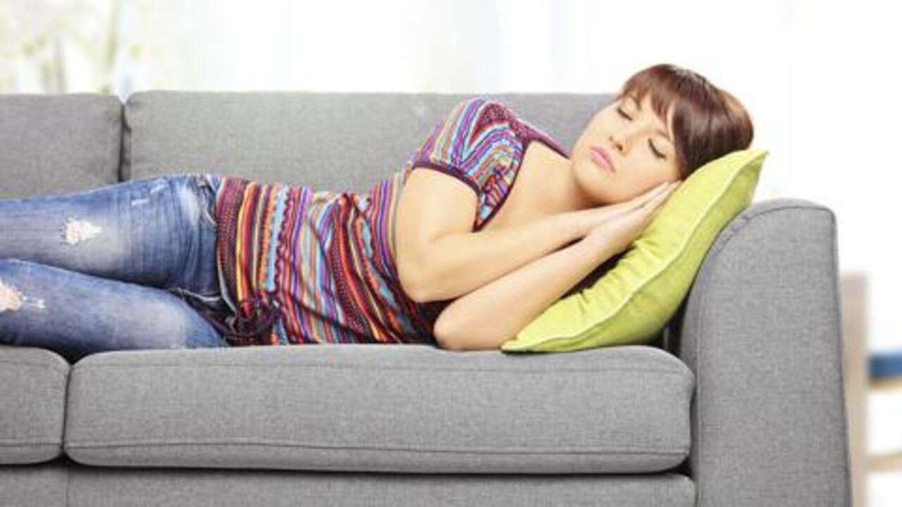 Reap the Health Benefits of a Power Nap