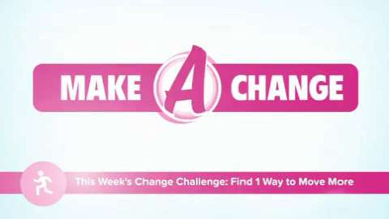 Sharecare's Make a Change Challenge #4-Move More