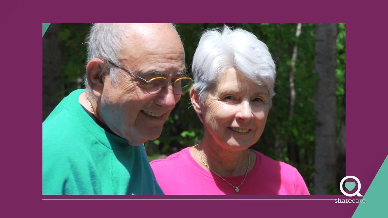 My Story: Ed and Lung Cancer