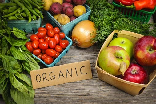 Go Organic for More Antioxidants