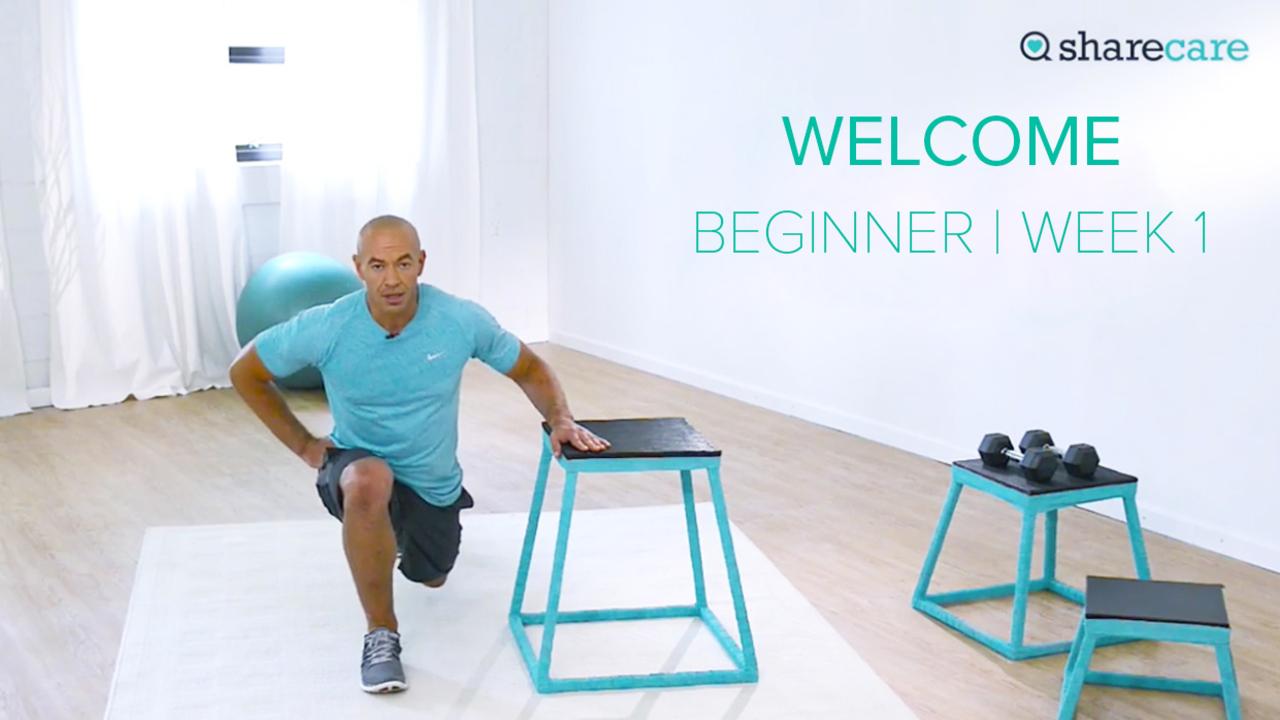 Week 1 Workout