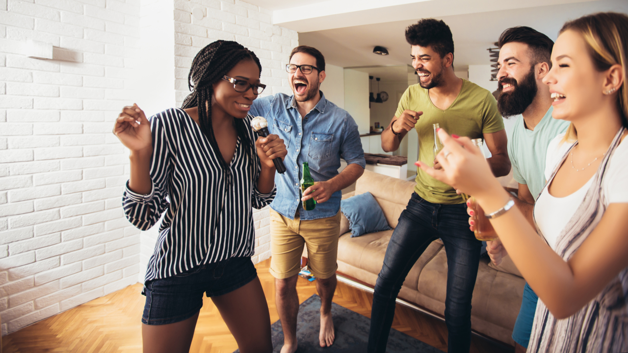 The Karaoke Cure: Sing Away Stress and Boost Self-Esteem