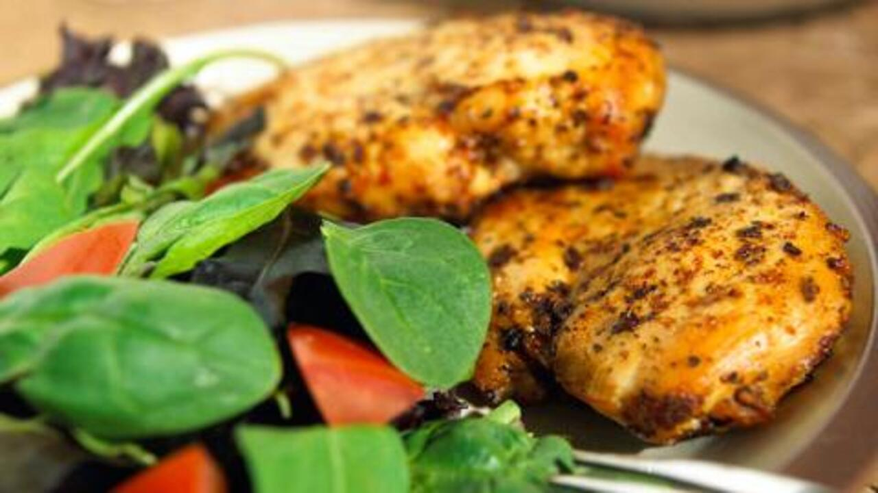 Curb Dieting Hunger With This Trick