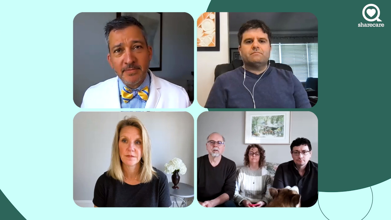 Patient Perspectives: How Meningitis B Affects the Body