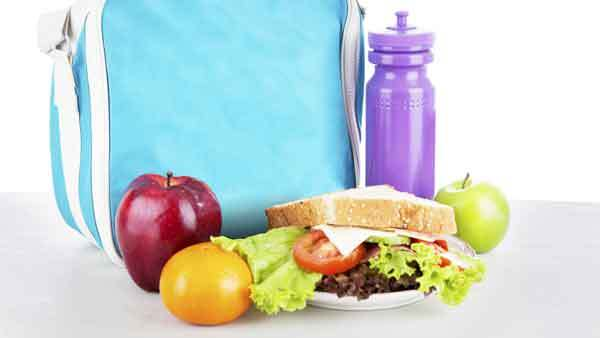 How Healthy Is Your Child's School Lunch?
