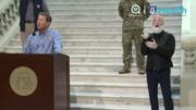 Governor Kemp's Deaf Interpreter Explains His Profession and New Pandemic Language