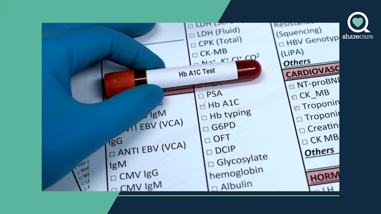 What Is A1C (Glycated Hemoglobin)?