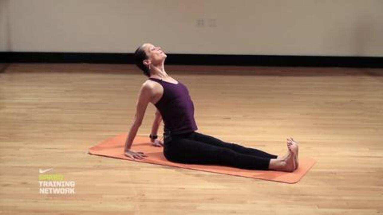 Beth Oliver - Yoga Practice Moves - Week 08