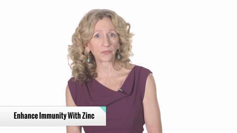 Boost Immunity With Zinc