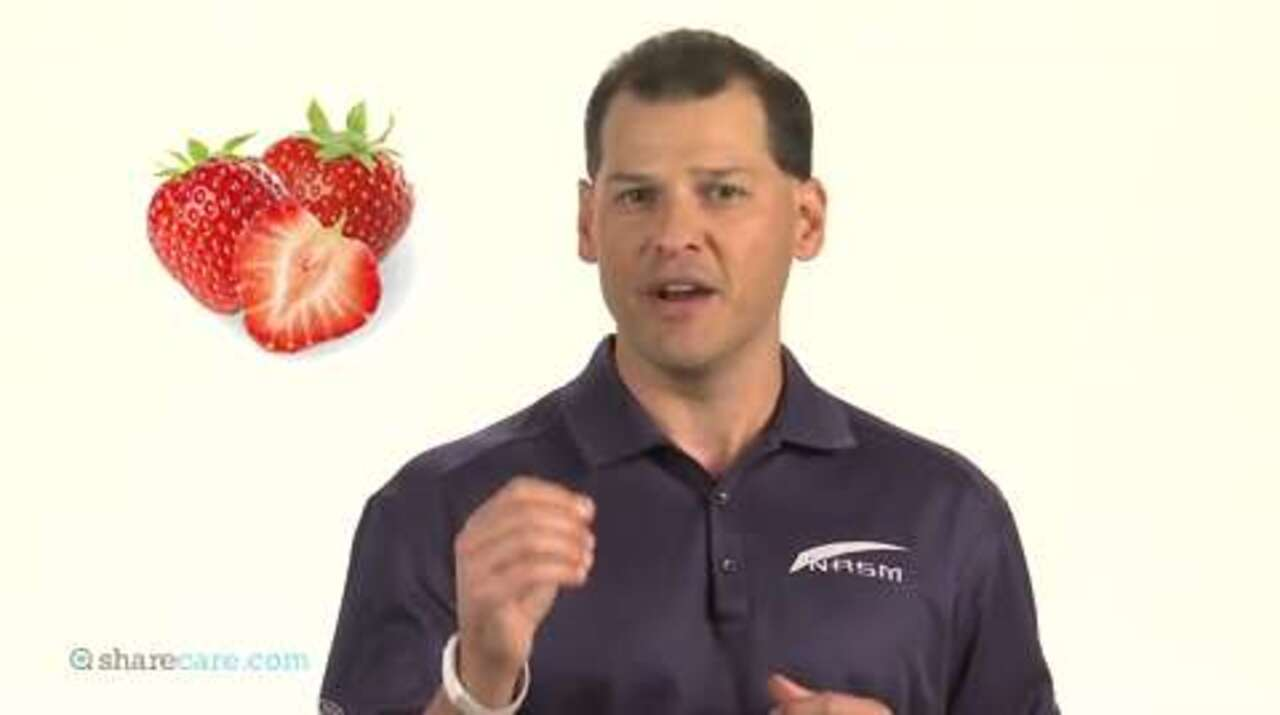 Enjoy Sweet Pain Relief with Strawberries