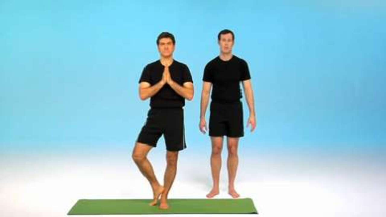 What Yoga Poses Can Help Me with My Balance?