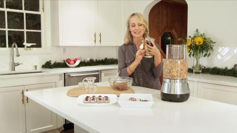Cranberry Cookie Workout