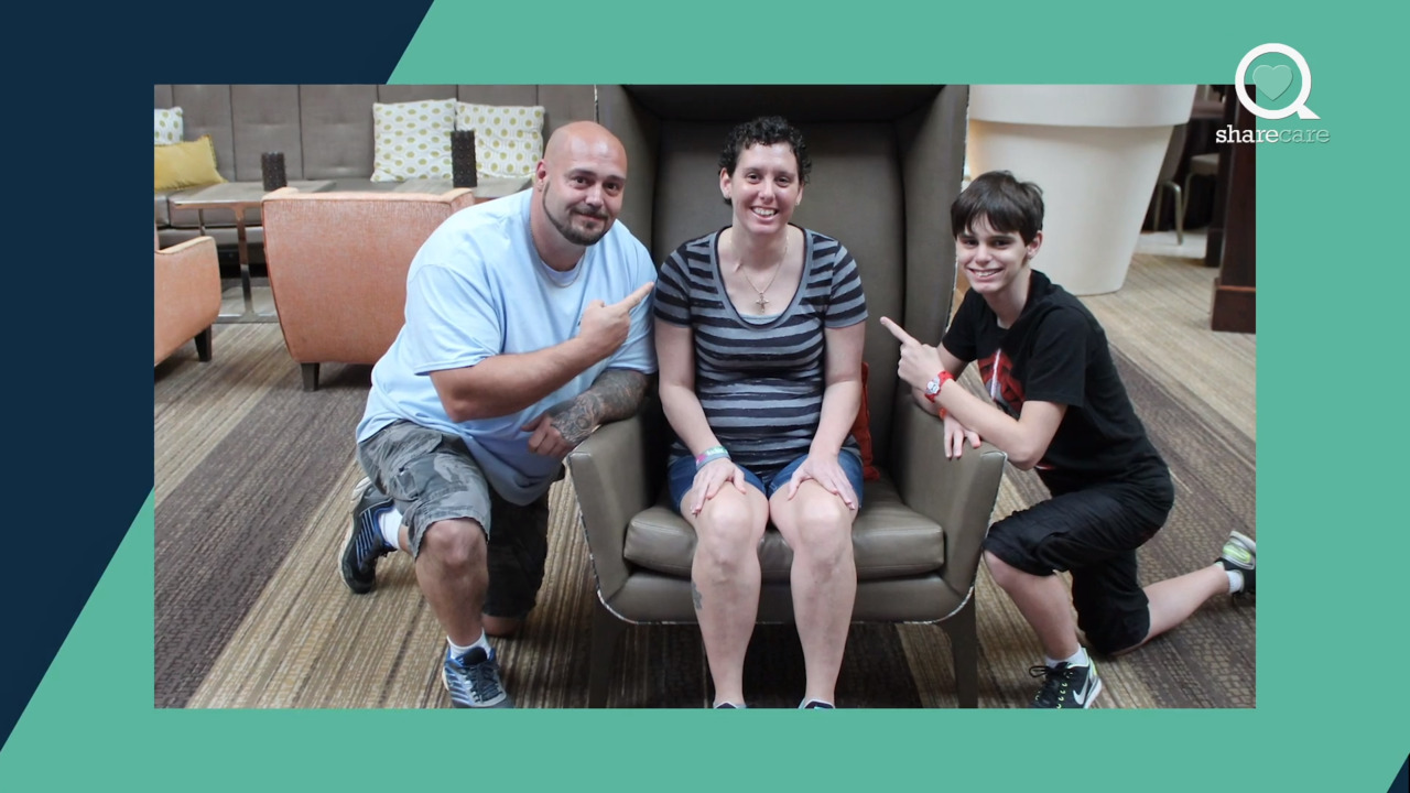 My Story: Jessi and Lung Cancer