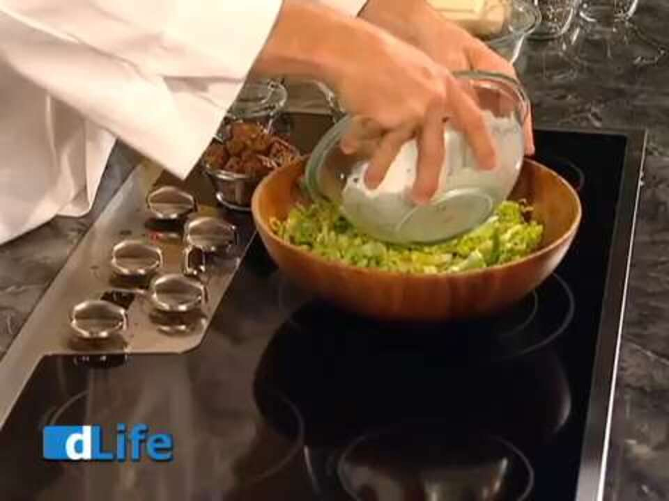 What Is a Ranch Salad Recipe for People With Diabetes?