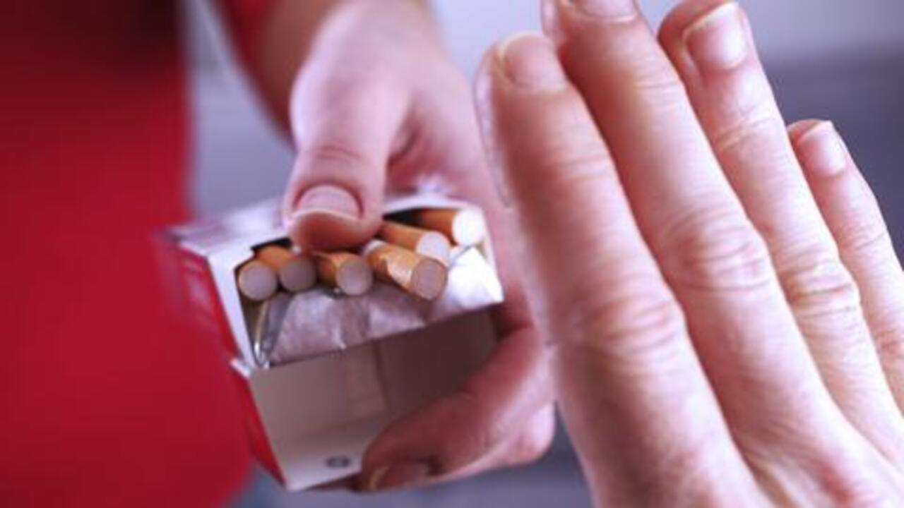 Watch Your Weight When You Quit Smoking