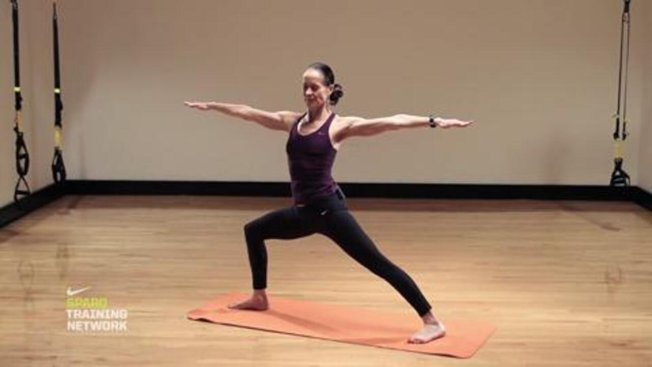 Beth Oliver – Yoga Practice Moves, Week 03
