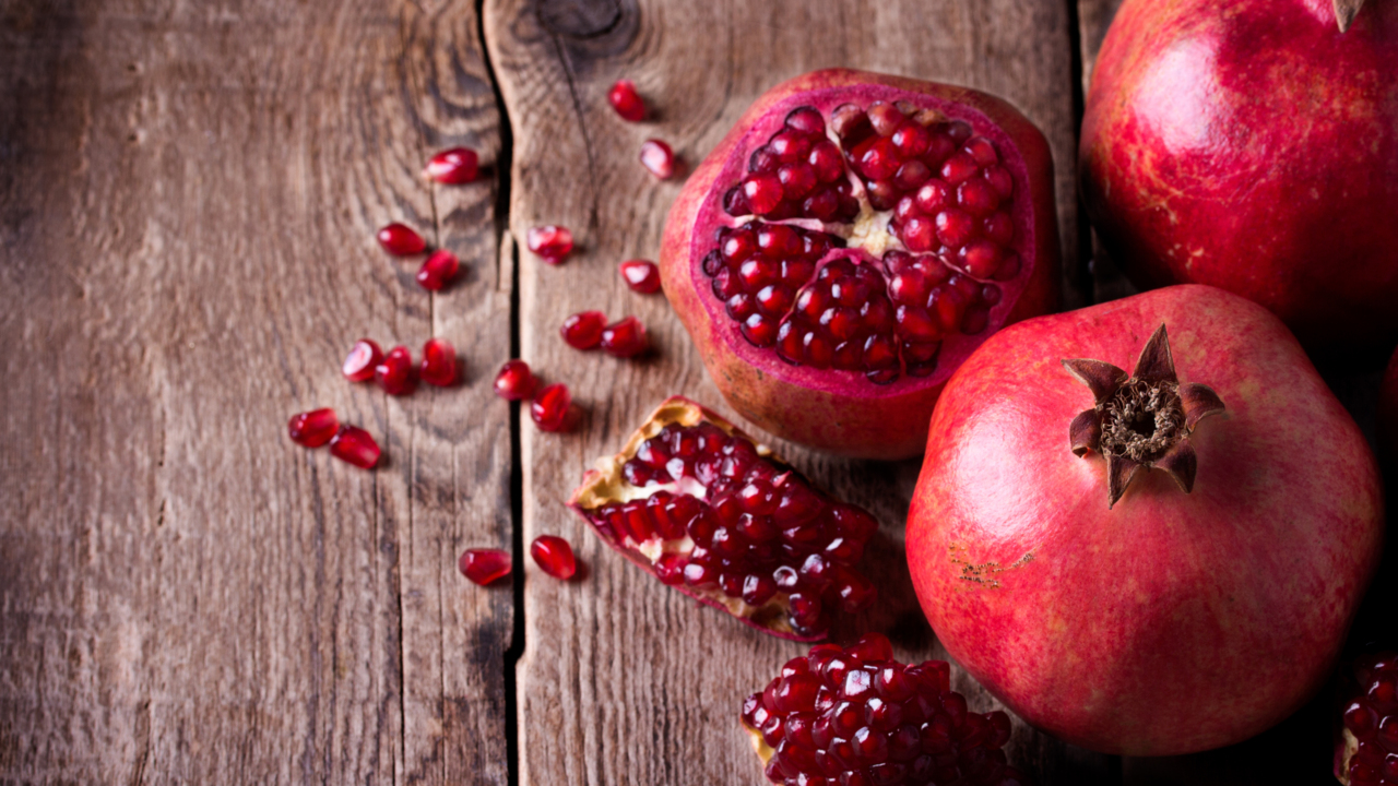 Enjoy a Pomegranate to Lower Blood Pressure