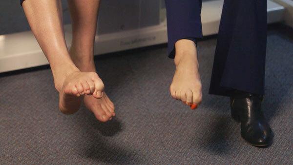 Soothe Achy Feet