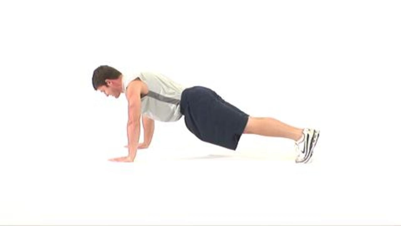 How Do I Perform a Plyo Push Up?
